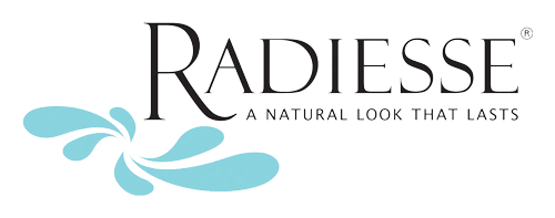 Radiesse volumizing filler logo