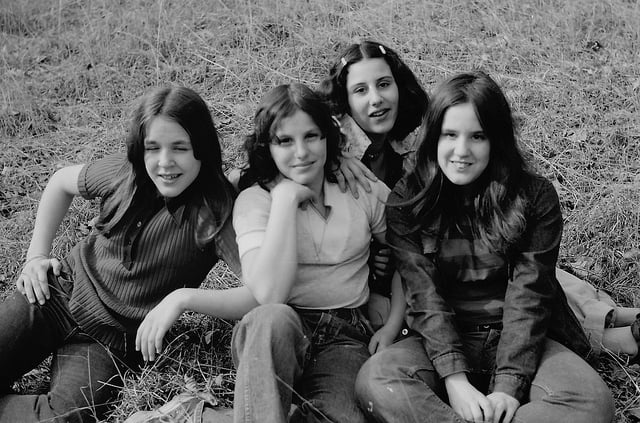 women in the 1970s